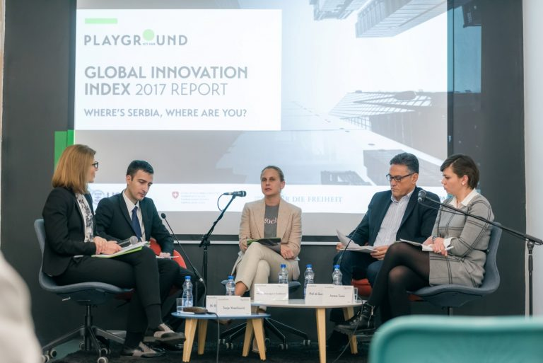 Presentation of the Global Innovation Index 2017 Report