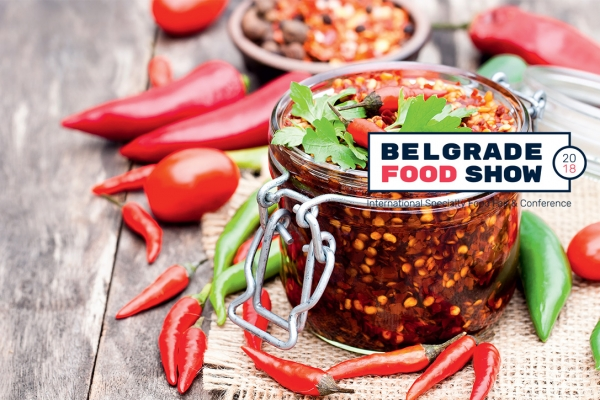 Belgrade Food Show - International Speciality Food Fair & Conference