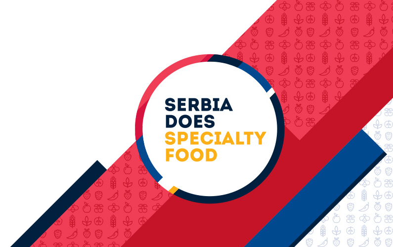 Serbia does specialty food
