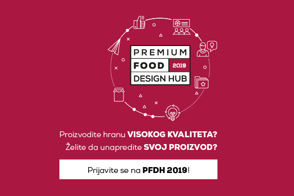 "Apply for the second cycle of the ""Premium Food Design Hub"" program"